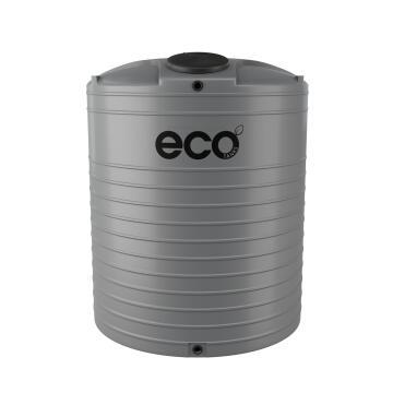 Tank, Water Tank, Grey, ECO TANKS, 5000 liter