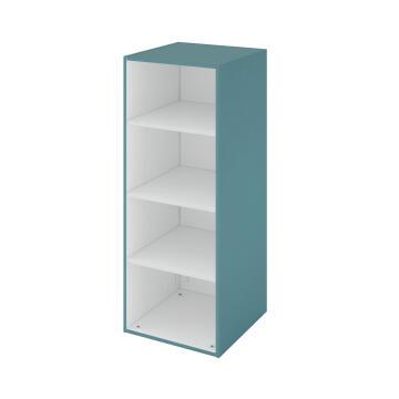 Half column cabinet SENSEA Remix laguna green 45x115x46cm