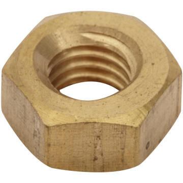 Dome nuts brass8mm 10pc standers
