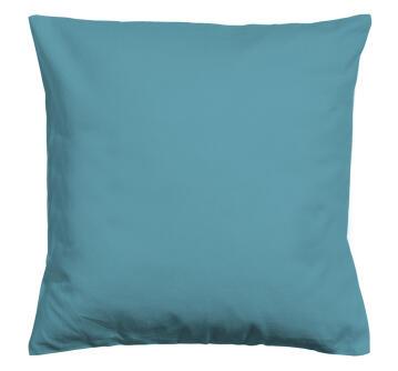 COTTON CUSHION ELEMA 35X35CM BLUE