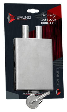 Security gate lock 2 pin bruno