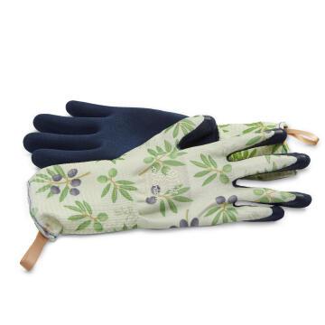 Gloves, Garden Gloves, Premier Olive, TOPLINE, Nr7 Small