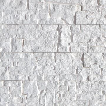 Wall Cladding Chamonix White 51,5X14,5Cm