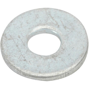 Flat washer wide middle zinc plated D3mm 100pc standers