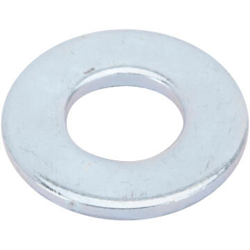 Flat washer medium middle zinc plated D14mm 2pc standers