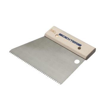 Glue Knife W/Trianglar Teeth Dexter 18Cm