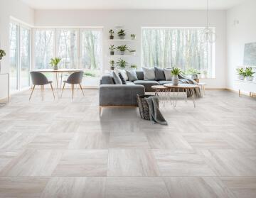 Floor Tile Ceramic Madeira Ivory 492x492mm (1.7m2/box)