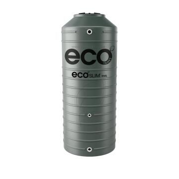 Tank, Water Tank, Stormy Sky, ECO TANKS, 950 liter, Ecoslim