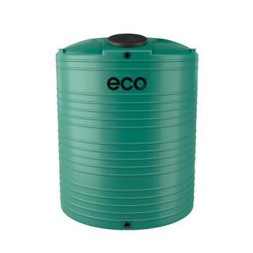 Tank, Water Tank, Green, ECO TANKS, 10 000 Liter