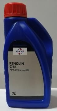 Oil, Renolin C68 Oil, FUCHS, 1 Liter
