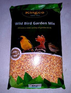 Bird Seed, Wild Bird Seed, KINGCO, 5kg