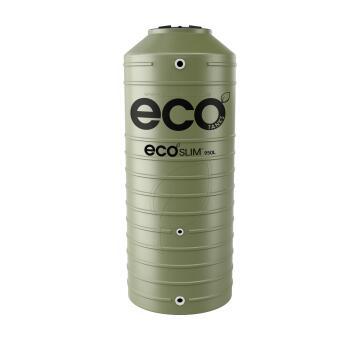 Tank, Water Tank, Olive, ECO TANKS, 950 liter, Ecoslim