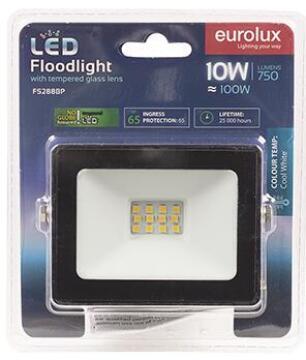 Flood Light Led Eurolux 10W
