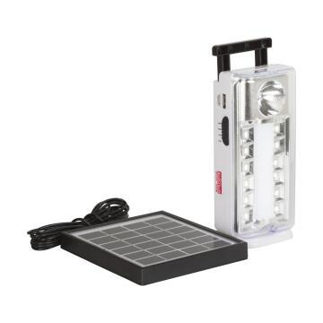 Emergency Light Recharge 5W +Solar Panel EUROLUX