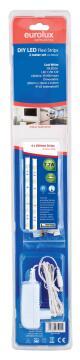 Led Strip Diy Kit 4X0.5M 7.2W/M Cw EUROLUX Ip65
