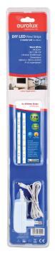 Led Strip Diy Kit 4X0.5M 7.2W/M Ww EUROLUX Ip65