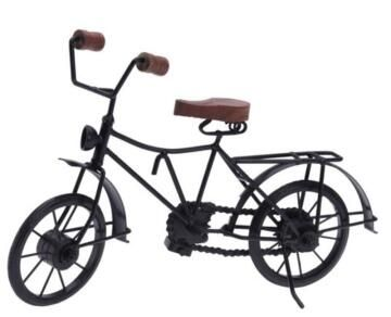 BICYCLE DECORATIVE METAL STYLE 2