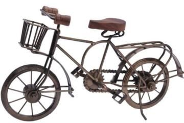 BICYCLE DECORATIVE METAL STYLE 3