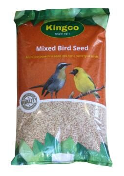 Bird Seed, Mixed Bird Seed, KINGCO, 5kg