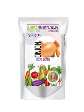 Seed, Onion Texas Grier, LINDAS SEEDS, 150g