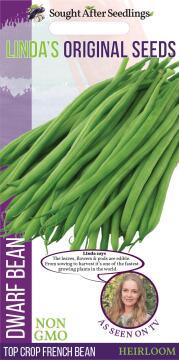 Seed, Dwarf French Bean Top Crop, FRANCHI SEMENTI