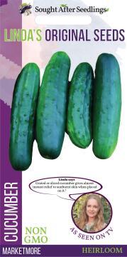 Seed, Cucumber Marketmore, FRANCHI SEMENTI