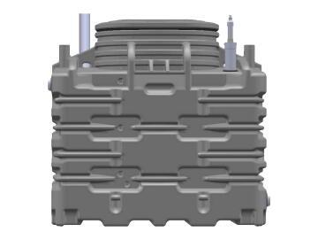 Biorock Ecorock - 3000 Sewage System