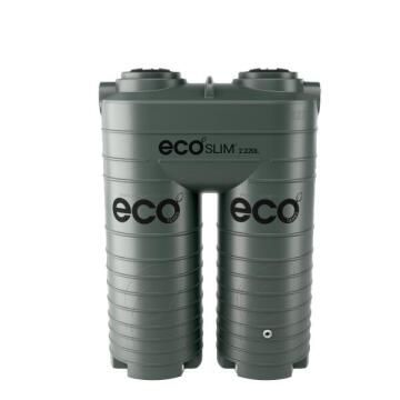 Tank, Water Tank, Stormy Sky, ECO TANKS, 2220 liter, Ecoslim