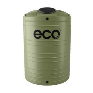 Tank, Water Tank, Olive, ECO TANKS, 2500 liter