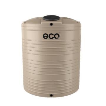 Tank, Water Tank, Beige, ECO TANKS, 10 000 Liter