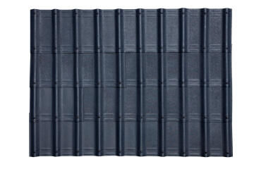 Bitumen Roof Tile 1.06m x 0.4m Shaded Grey 7 Pack ONDUVILLA