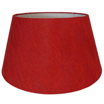 Lampshade Tapered Drum Henna Red 53Cm