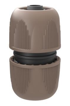 Irrigation hose repair connector GF eco friendly universal