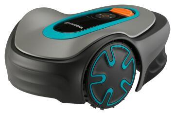 Lawnmower robotic sileno minimo GARDENA 250Ssqm