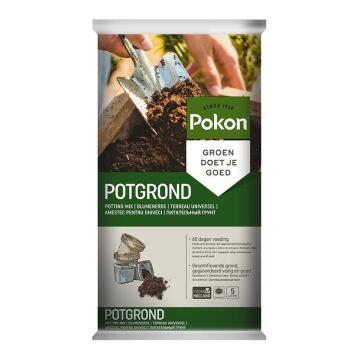 Potting Soil, Universal Potting Soil, POKON, 1kg