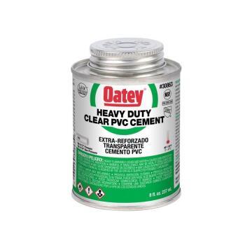 PVC CEMENT HEAVY DUTY CLEAR OATEY 237 ML