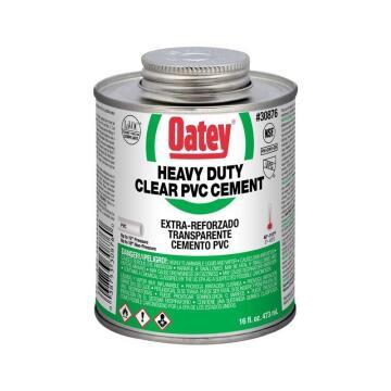PVC CEMENT HEAVY DUTY CLEAR OATEY 473 ML
