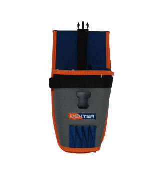 Universal drill holster with belt DEXTER