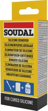 Silicone Remover 100ml Soudal