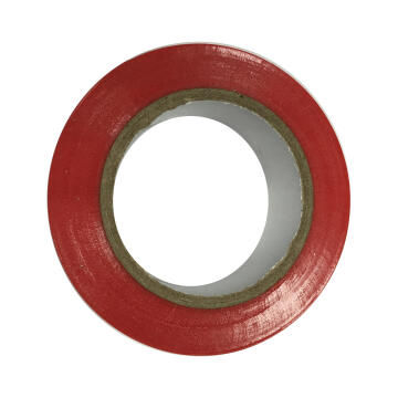 INS. TAPE 0.15X15MM RED 10M