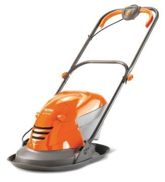 Lawnmower, Electric, Hover Vac Hover Mower, FLYMO, 250mm ( Excludes Cable)