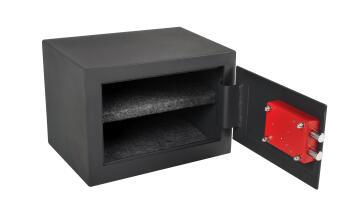 Key lock safety box 16lt standers