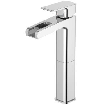 High basin mixer Samar chrome sedal SENSEA sedal 25mm