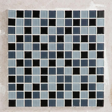 Mosaic Glass ARTENS Shaker Grey 30x30cm