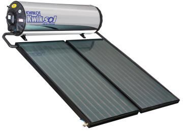 Solar Water heater System 250L Indirect ELECTROLUX
