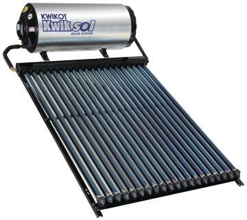 Solar Geyser 200L 20XTube kit High Preasure ELECTROLUX