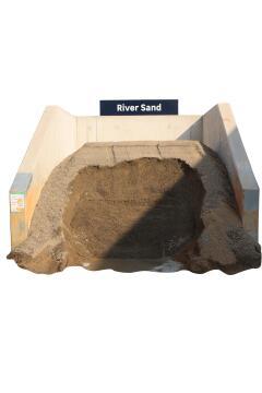 River Sand 1m3