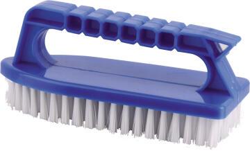 Pool Finger Brush W14.5Cm Polypropylene Bristles-L1.5Cm D14.5Xh6.3Xw5.90.07Kg