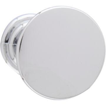 Cabinet knob polished chrome trini 20mm inspire