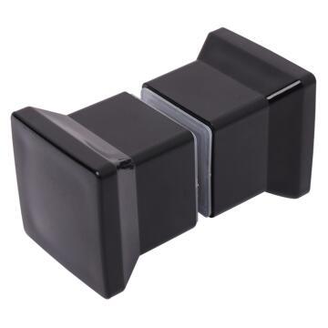 SHOWER DOOR SPARE HANDLE BLACK - BAG 2